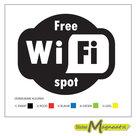 free wifi hotspot stickers